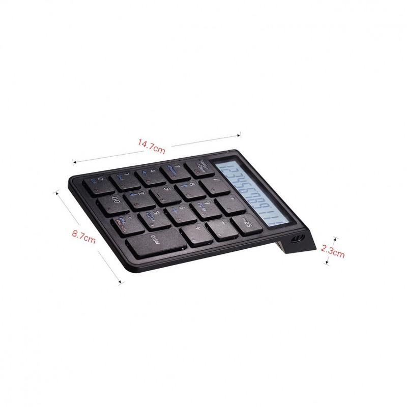 Wireless numeric keypad k...