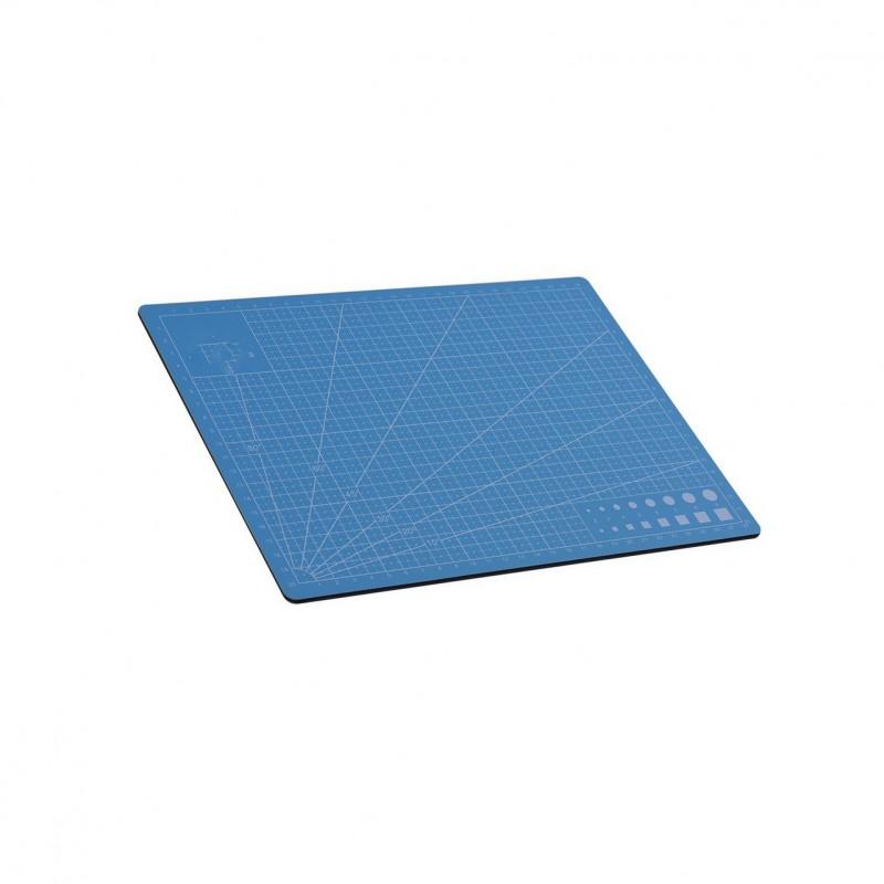 Cutting Mat Blue/Grey/Gre...