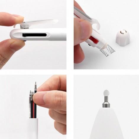 4 In 1 Marking Pen  Multifunction Mark